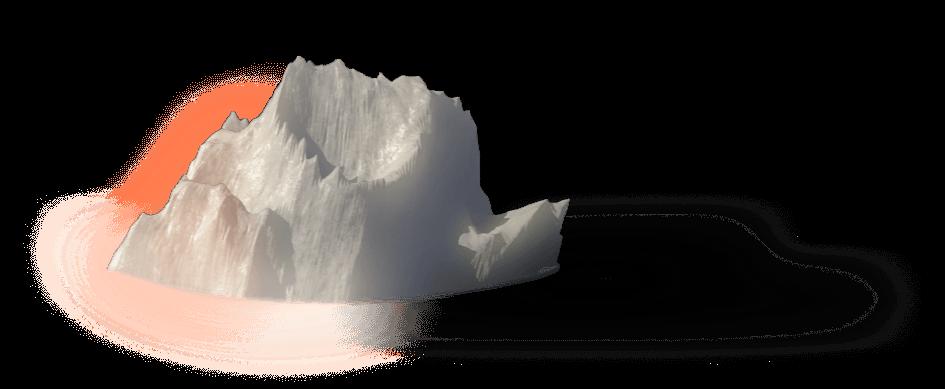 Top Iceberg