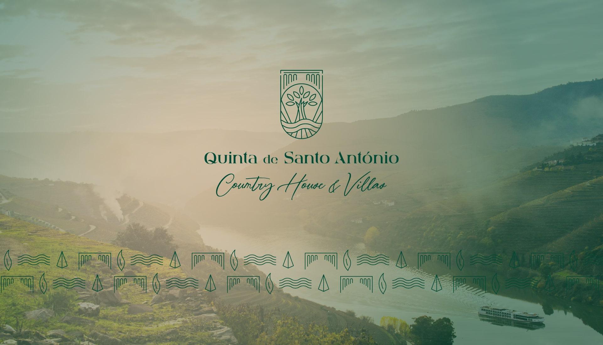 Banner para a Quinta de Santo António